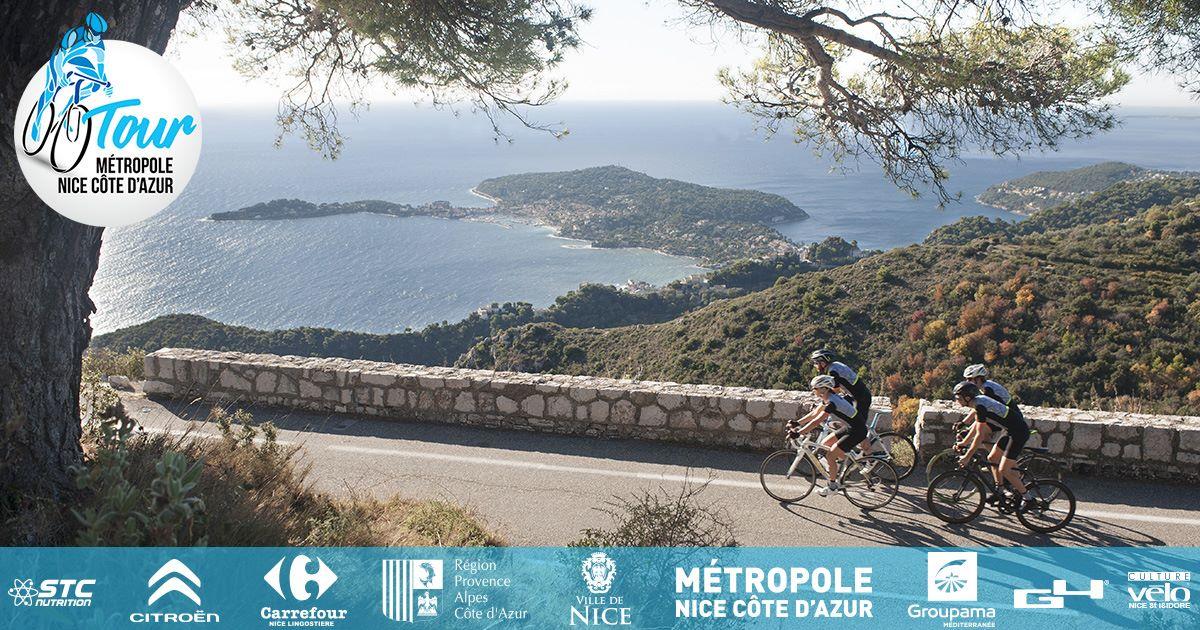 Tour de métropole - vélo Nice avec G4