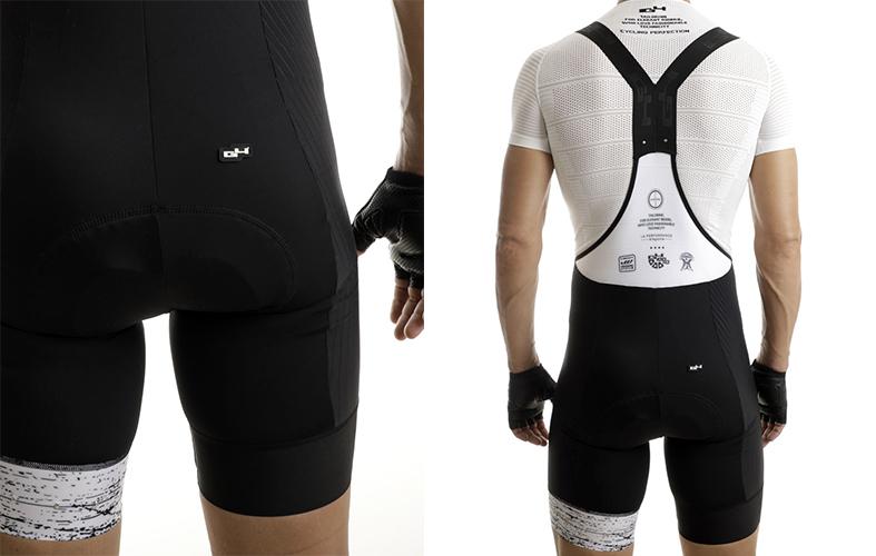 cuissard G4 dimensions cyclisme peau de chamois professionnel