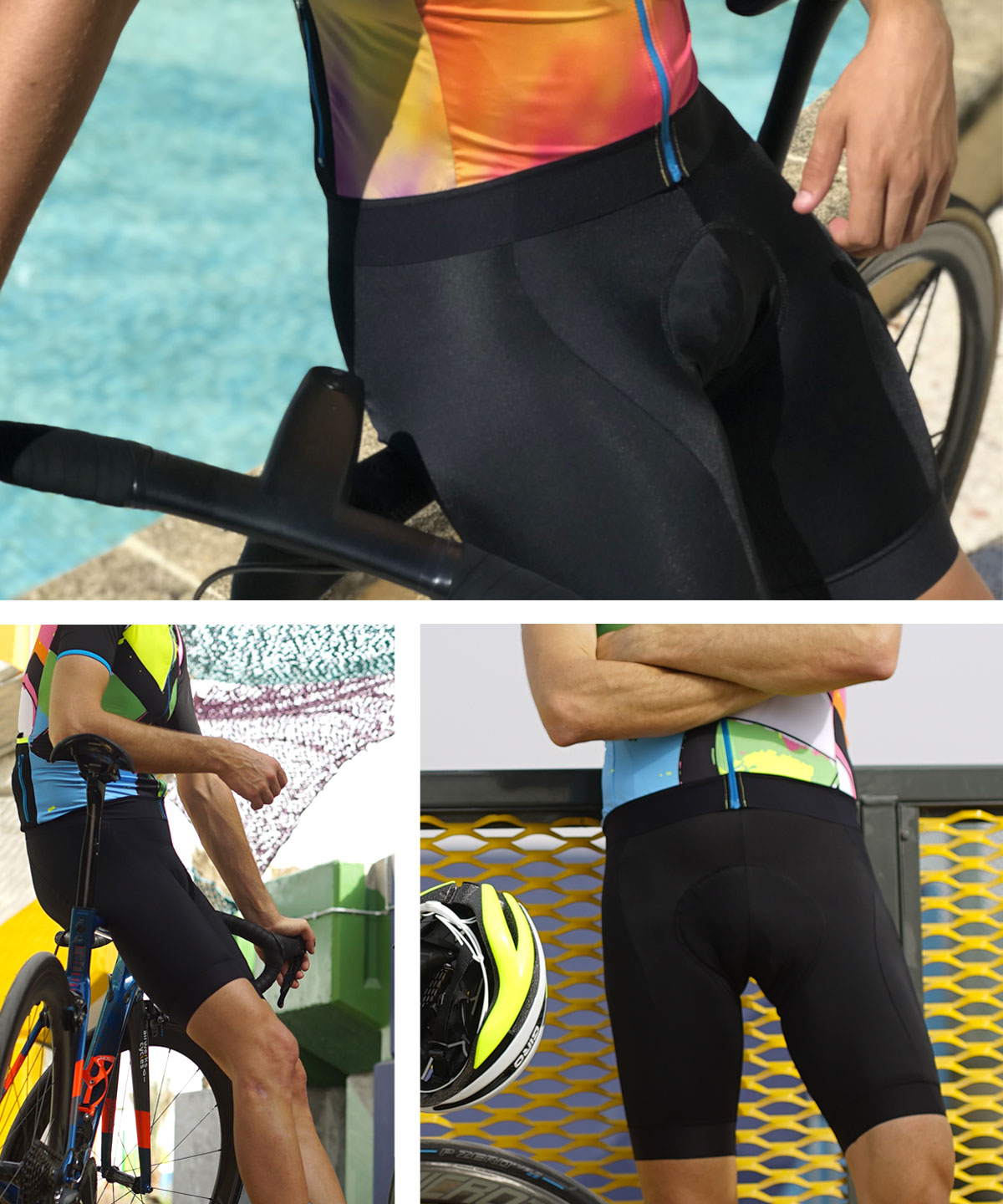 compression bibshort