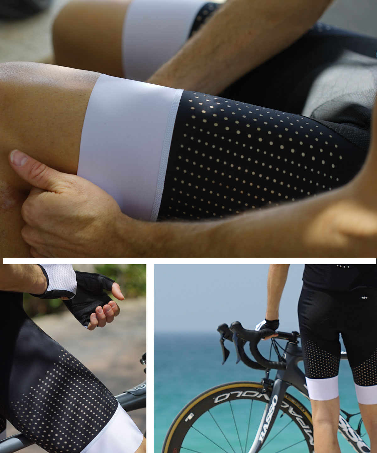 instinct cycling bibshort