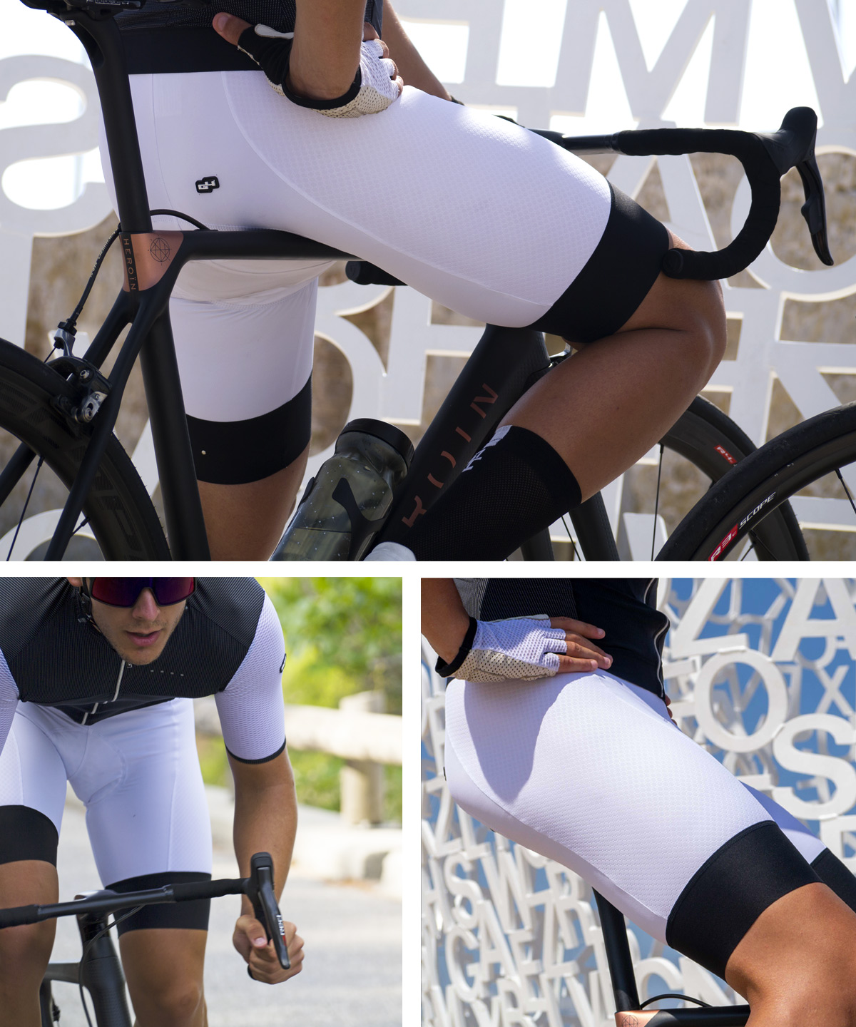 cycling bibshort Prestige