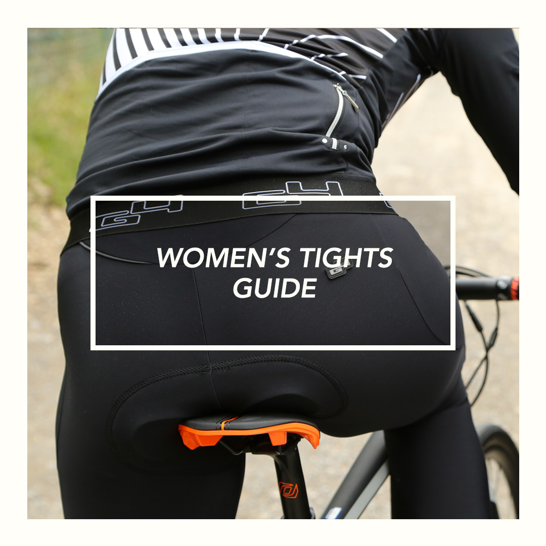 woman guide tights