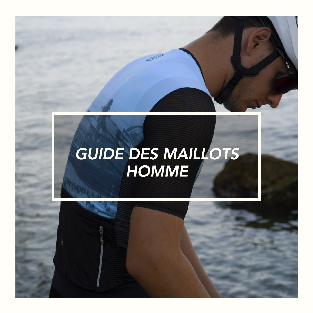 guide maillot homme