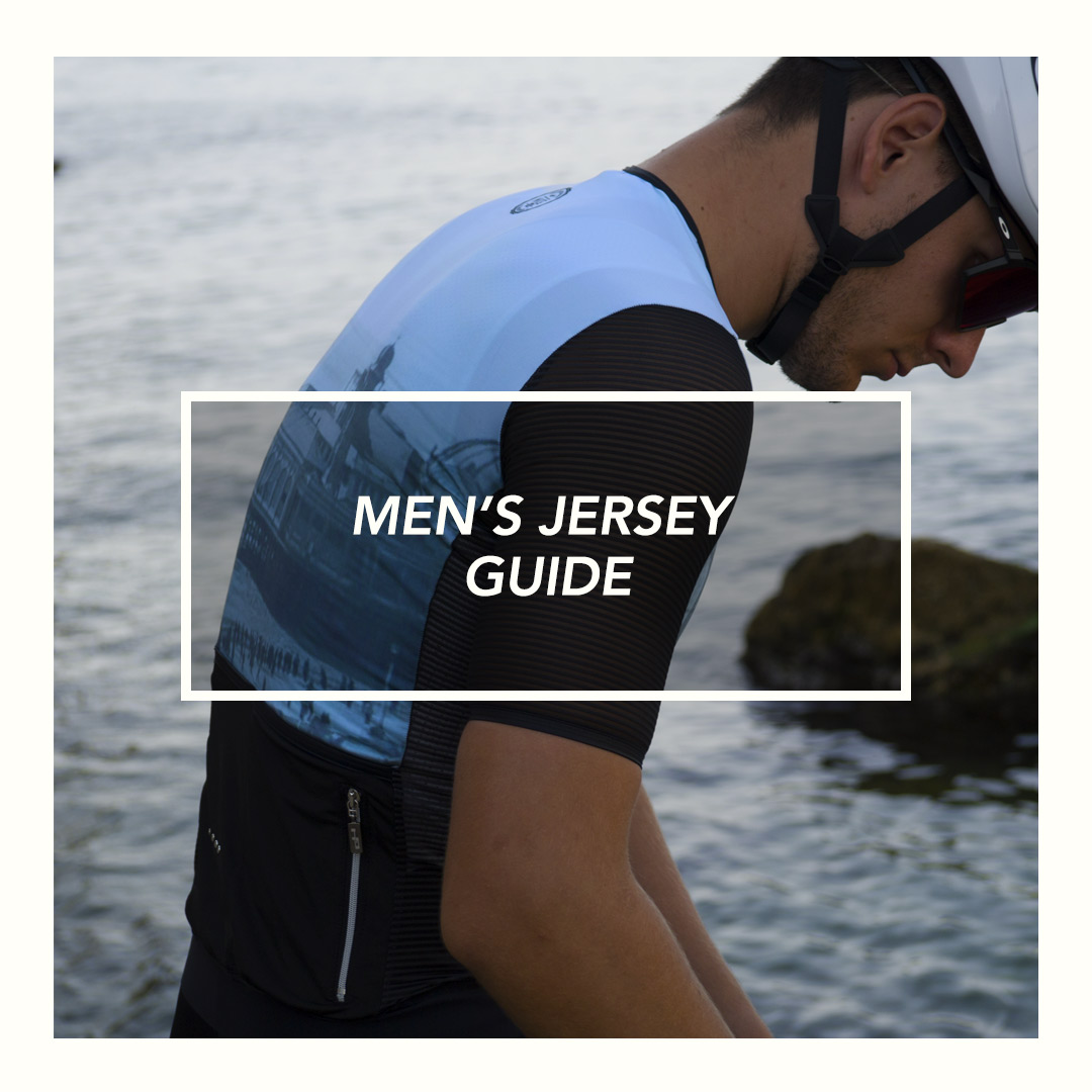 man guide jersey