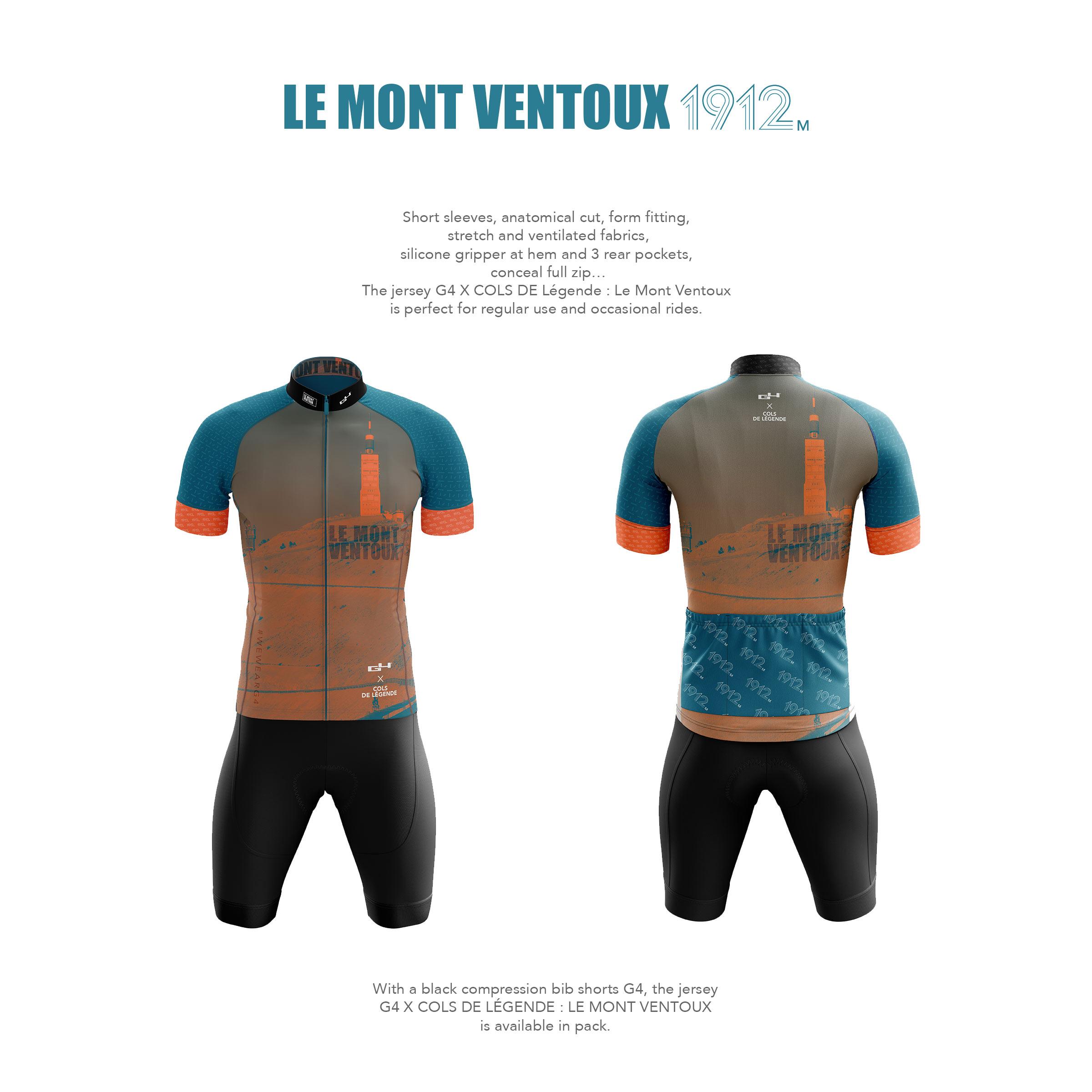 Mont Ventoux Pack